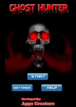 Ghost Hunter (Game)